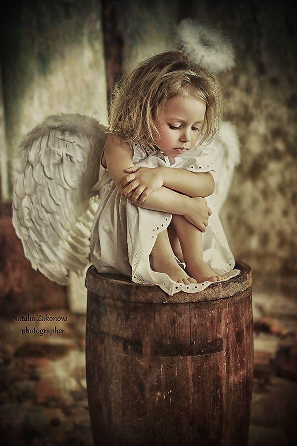 可愛すぎる天使。