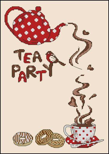 Gallery.ru / Tea Time3 - Небесплатное 3 - tani211