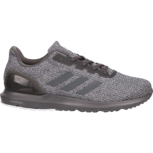 Adidas Men's Cosmic 2 SL Running Shoes (Grey/White, Size 14) - Men's Running Shoes at Academy Sports