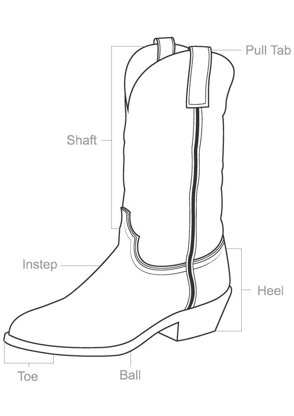 cowboy clothes diagram 50 best serna custom boots images on pinterest | cowboy ... #7