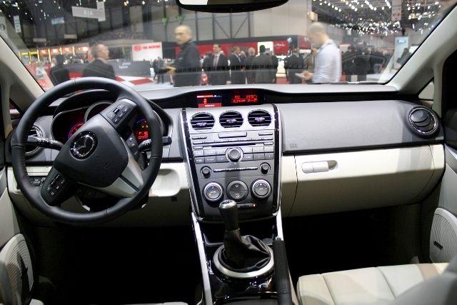 2009 Mazda CX-7 for Best Used SUV Under 15000-interior