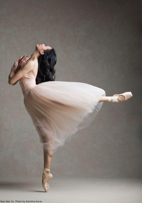 Principal dancer. The Ballet of Canada