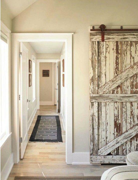 99 best barn doors images on pinterest barn doors for Barn door screen door