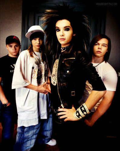 Immagine di tokio hotel, bill kaulitz, and tom kaulitz