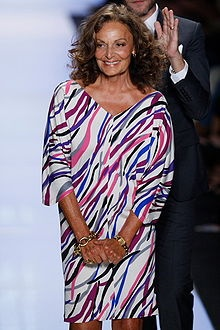 I design for the woman who loves being a woman. - Diane von Furstenberg