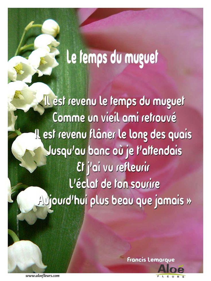 Top 221 ideas about muguet porte bonheur on pinterest brooches vintage gre - Quatre temps 1er mai ...