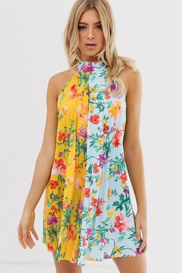 30++ Bella dahl open back halter dress ideas