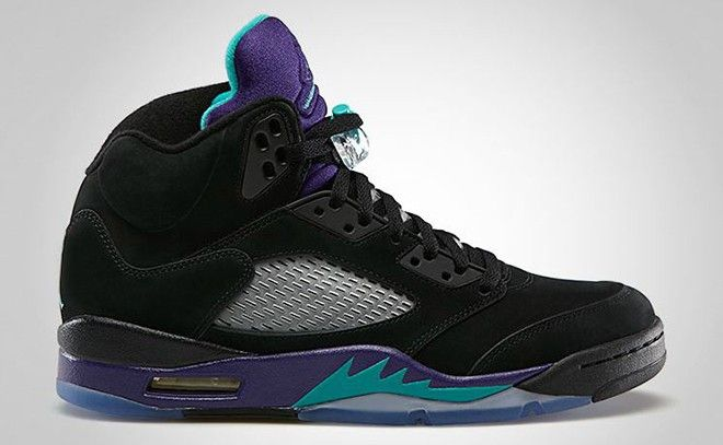 Og Grape 5s Pin by Que Thom...