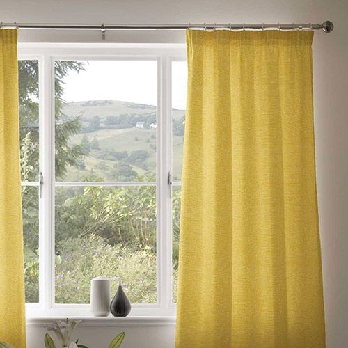 Curtain details for KUTA, 03 GOLD | Next Made To Measure