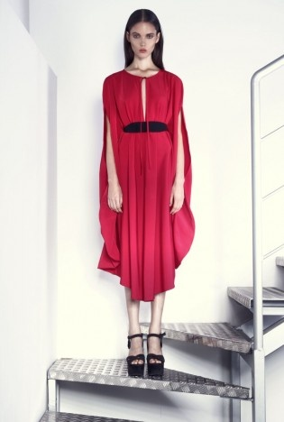Red Dress,  Dress, loose fit special  chic dress, ChicChic Dress