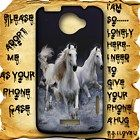 White Horses 4 HTC One X Case Full Wrap #HTCOne #HTCOneX #PhoneCase #HTCOneCase #HTCOneXCase