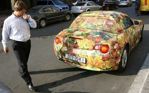 Weird Car Paint Jobs Home Cars Job Crazy And