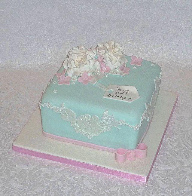 86 best Birthday Cakes by EvaRose Cakes images on Pinterest Rose