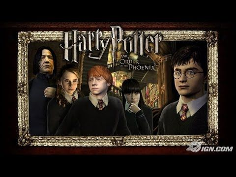Harry Potter and the Order of the Phoenix. Part 1. Order Phoenix. Орден ...