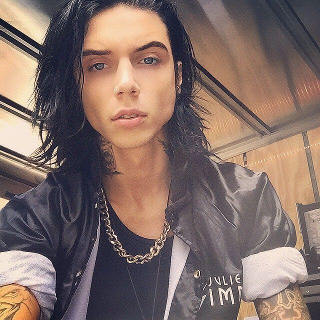 ANDY'S EYES ARE MY LIFE SOURCE!!❤