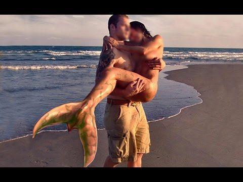 REAL Mermaids caught on camera (NO FAKE) And Mermaids Caught On Tape - Real Life Mermaid!! - YouTube