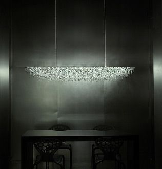 Amazing pendant light from Italian designer Lolli e Memmoli based in Milan. Absolutely stunning and functional pieces of art!
