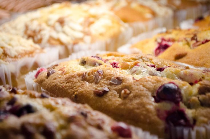Cranberry pecan loaf makes for a nice little snack! #YYCEats #YYCFood #Calgary