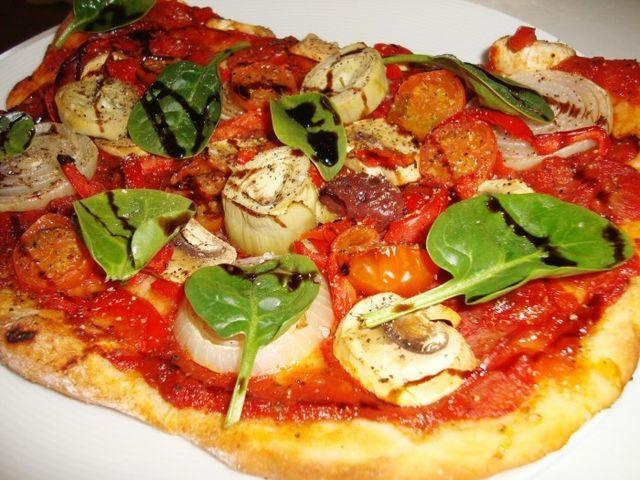 Glutenfri pizza | Glutenfria godsaker | Bloglovin'