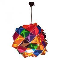 Origami Cube Lampshade