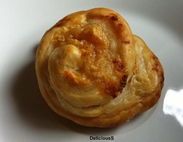 Rezept: Pudding - Blätterteigschnecken | Puddingschnecken