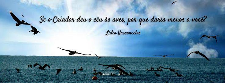 Frases E Imagens Para Facebook E: DEUS CUIDA - Capa Pra Facebook