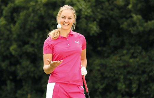 Woman of the Year: Solheim Cup heroine Charley Hull