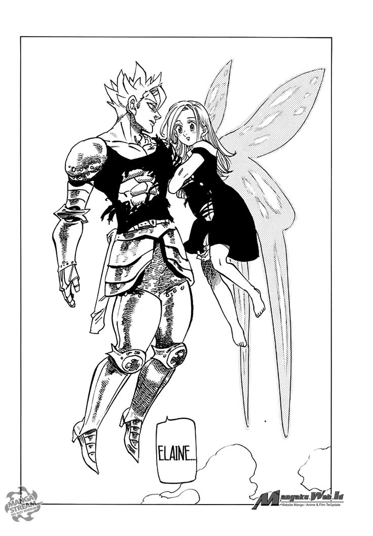 Nanatsu no Taizai Chapter 229 Cinta Adalah Kekuatan