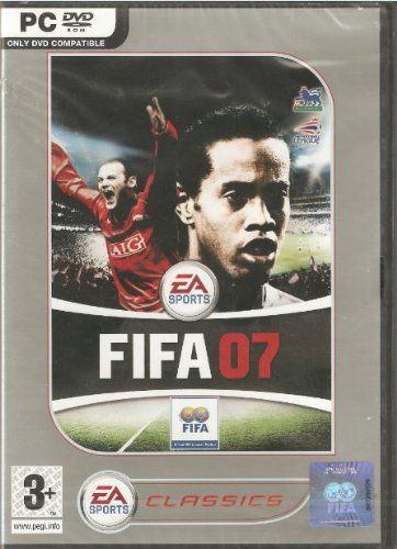 FIFA 07 (Windows DVD) EA Sports Classics Soccer / European Football « Game Searches https://www.fanprint.com/licenses/air-force-falcons?ref=5750