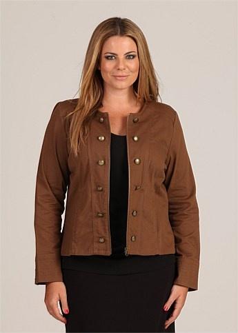 Plus Size Jackets for Women Australia - Large Jackets | Women's Plus Size Winter Jackets - WEEKEND ESCAPE JACKET - Virtu