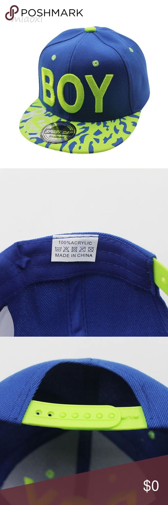 Coming Soon Boy'S Cap Coming soon Accessories Hats