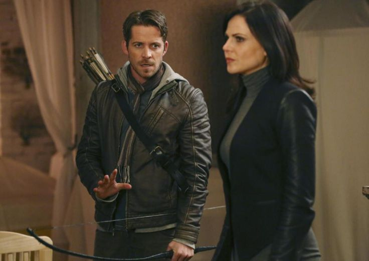 Once Upon A Time Season 5 : Robin and Regina help Zelena look for ...