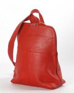 Plecak BACKPACK czerwony