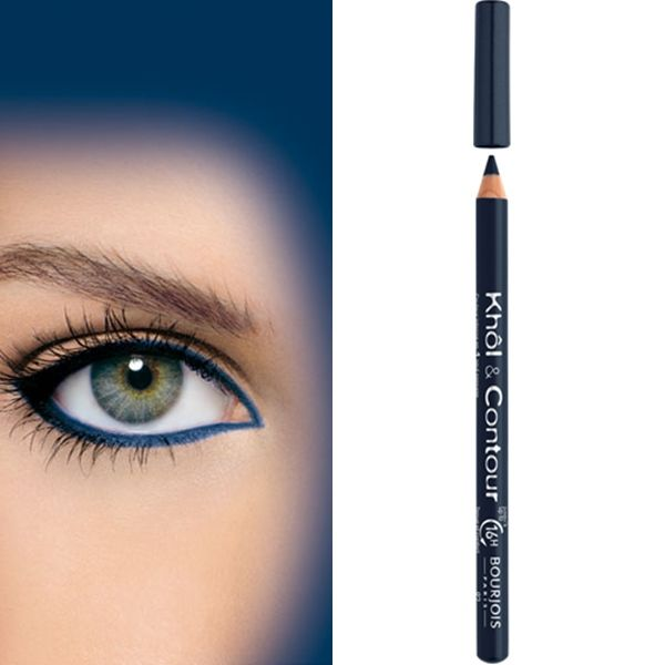 Εμπλουτισμένο με αυθεντικά pigments, το μολύβι ματιών της Bourjois, Khol & Contour 16H, προσφέρει έντονο χρώμα με το πρώτο μόλις πέρασμα και διαρκεί έως 16 ώρες! Η απαλή και blendable φόρμουλά του, κάνει ιδανική την εφαρμογή στο εξωτερικό και το εσωτερικό του ματιού. Η σύστασή