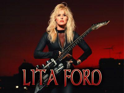 Lit Ford LITA | Lita Ford Rumors Are Just That, Rumors… Lita Ford Lives On!