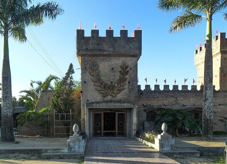 Um castelo e o sonho de um reinado
