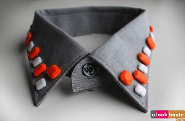DIY Detachable Collar
