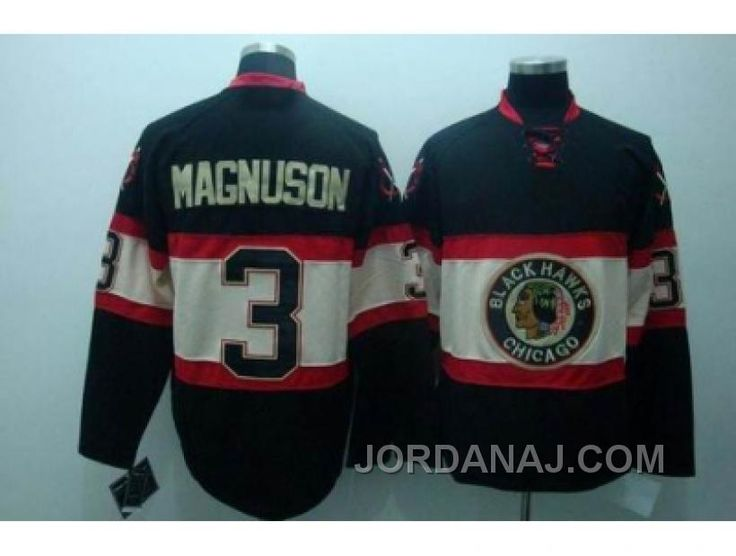 http://www.jordanaj.com/nhl-chicago-blackhawks-3-magnuson-blacknew-third-jersey.html NHL CHICAGO BLACKHAWKS #3 MAGNUSON BLACK[NEW THIRD JERSEY] Only 32.69€ , Free Shipping!