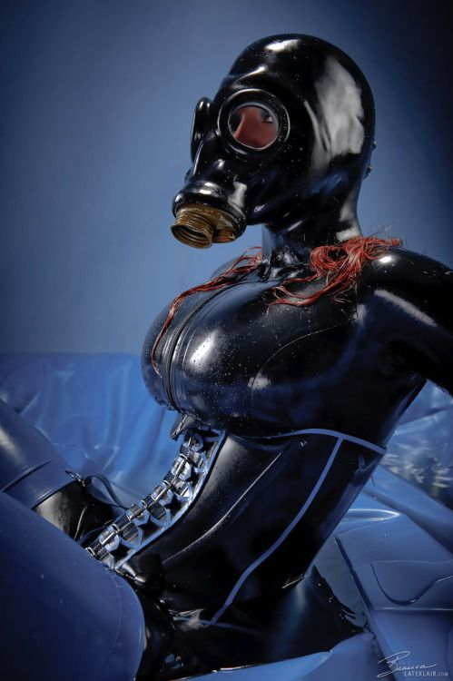 Fetish rubber transformation