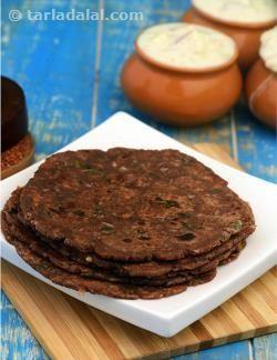 Nachni Roti, Ragi Roti, How To Make Ragi Roti