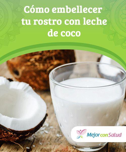 Cómo embellecer tu #rostro con leche de #coco  El coco es una fruta proveniente de la palma del cocotero, conocida por crecer el climas tropicales como las playas. Presenta altos contenidos de proteínas, incluso más que los plátanos y las #manzanas.  #Belleza