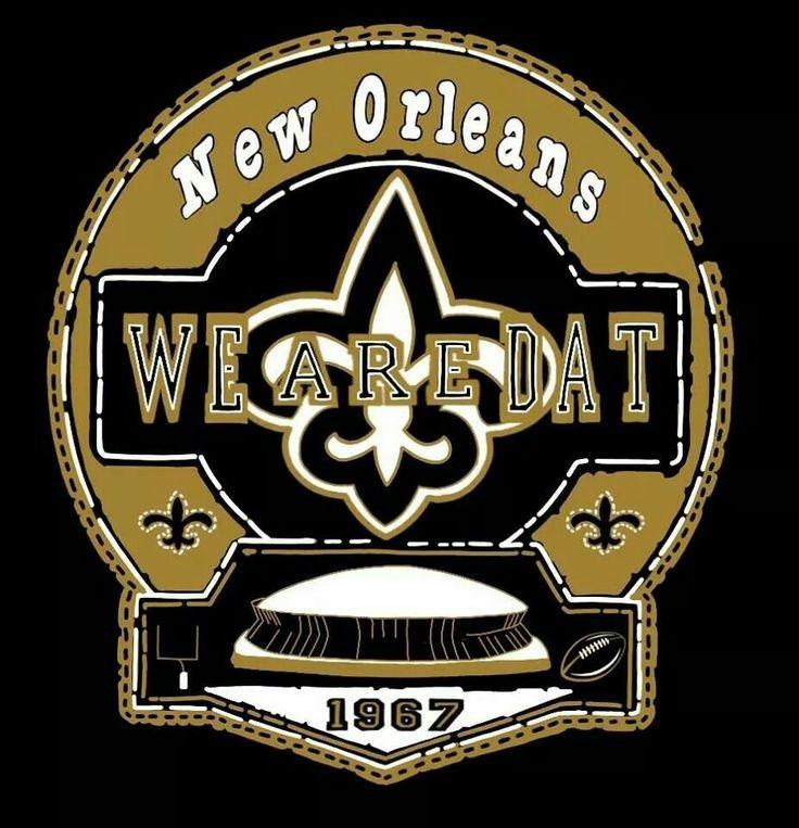 New Orleans Saints Man Cave Ideas : We are dat love my saints who pinterest
