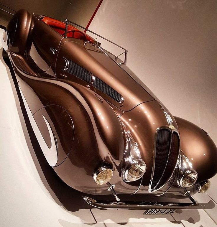 Delahaye - possibly the most beautiful cars ever built