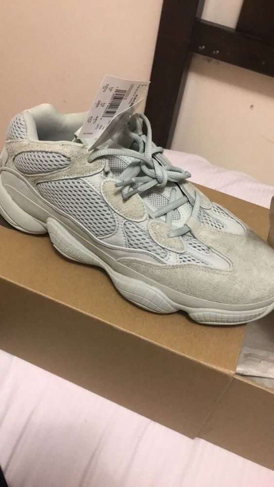 13b73af1b Adidas Yeezy 500 Boost Salt 10.5  fashion  clothing  shoes  accessories   mensshoes  athleticshoes (ebay link)