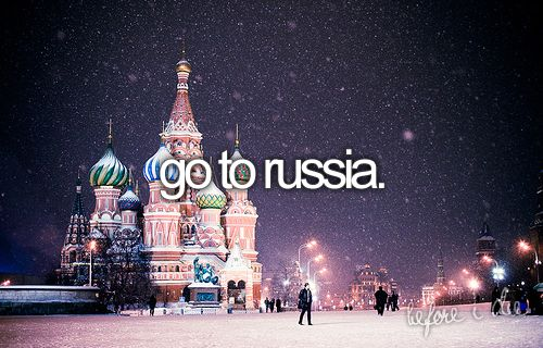 St. Petersburg please