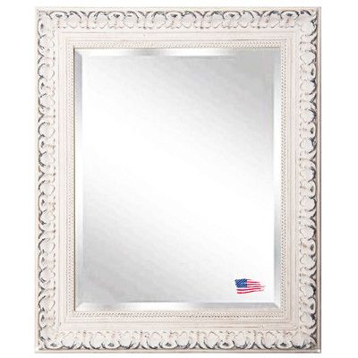 Rayne Mirrors Jovie Jane French Victorian Wall Mirror & Reviews | Wayfair