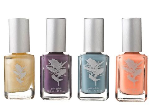 eco-friendly nail polish!  p.s. ZOYA is one of them... gotta get some of that!