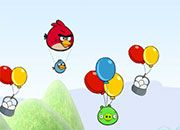 Angry Birds and Pigs