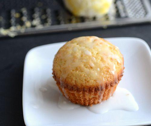 light lemon pound cupcakes | Sugar Rush | Pinterest