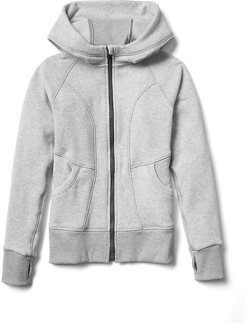 Athleta Girl Crazy Cozy Hangout Hoodie